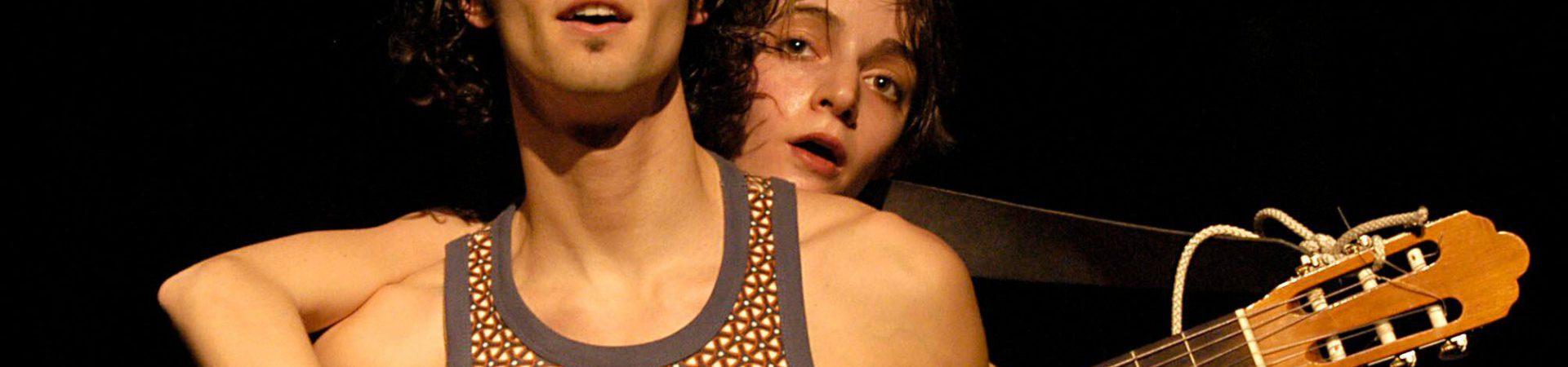 Résilience, nos manières d'aimer - Création 2004