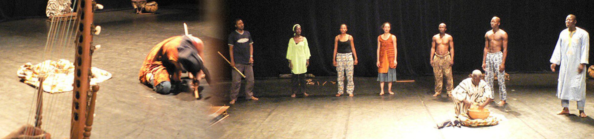 Koom Kalao - Création 2008 (Ouagadougou)